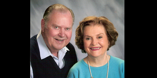 Tom and Dot Corson